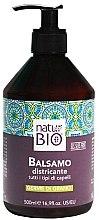Düfte, Parfümerie und Kosmetik Entwirrende und belebende Haarspülung mit Weizenkeimextrakt - Renee Blanche Natur Green Bio