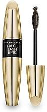 Düfte, Parfümerie und Kosmetik Wimperntusche mit 3-Zonen-Bürste für Fächereffekt - Max Factor False Lash Epic