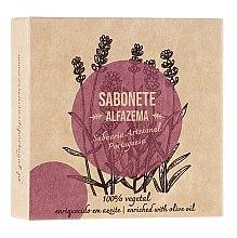 Düfte, Parfümerie und Kosmetik Naturseife Lavender - Essencias De Portugal Lavender Soap Senses Collection