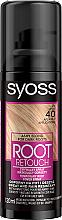 Düfte, Parfümerie und Kosmetik Sofort Ansatz-Kaschierspray - Syoss Root Retoucher Spray