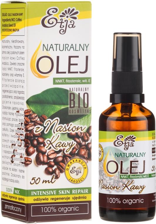 100% Natürliches Kaffeebohnenöl - Etja Natural Oil