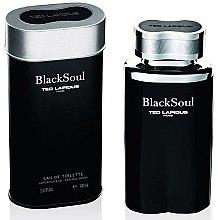 Düfte, Parfümerie und Kosmetik Ted Lapidus Black Soul - Eau de Toilette