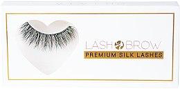Düfte, Parfümerie und Kosmetik Künstliche Wimpern - Lash Brow Premium Silk Lashes Oh La La