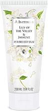 Düfte, Parfümerie und Kosmetik Parfümierte Körperlotion mit Maiglöckchen und Jasmin - Allverne Lily of the Valley & Jasmine