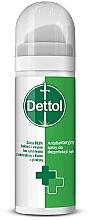Düfte, Parfümerie und Kosmetik Antibakterielles Handdesinfektionsspray mit Aloe Vera-Extrakt und Glycerin - Dettol