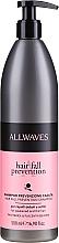Düfte, Parfümerie und Kosmetik Keratin Shampoo gegen Haarausfall - Allwaves Placenta Hair Loss Prevention Shampoo