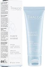 Düfte, Parfümerie und Kosmetik Tiefenreinigende Gesichtsmaske - Thalgo Absolute Purifying Mask