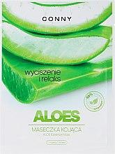 Düfte, Parfümerie und Kosmetik Gesichtsmaske mit Aloe - Conny Aloe Essence Mask