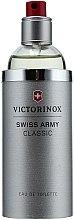 Düfte, Parfümerie und Kosmetik Victorinox Swiss Army Swiss Army Classic - Eau de Toilette (Tester ohne Deckel)