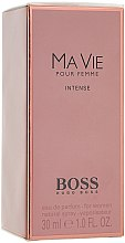 Düfte, Parfümerie und Kosmetik Hugo Boss Boss Ma Vie Pour Femme Intense - Eau de Parfum
