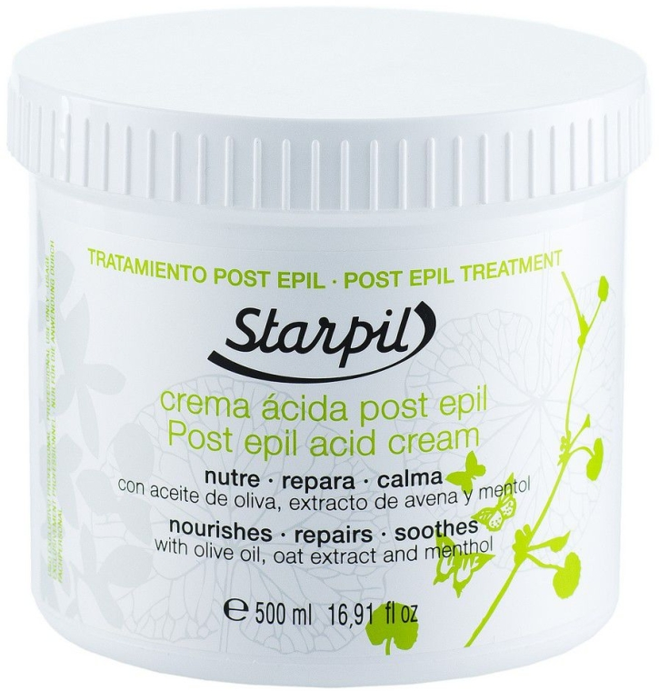 Creme nach der Haarentfernung - Starpil Post Epil — Bild N1