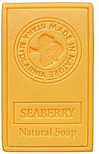 Düfte, Parfümerie und Kosmetik Naturseife Seebeere - Stara Mydlarnia Body Mania Seaberry Natural Soap