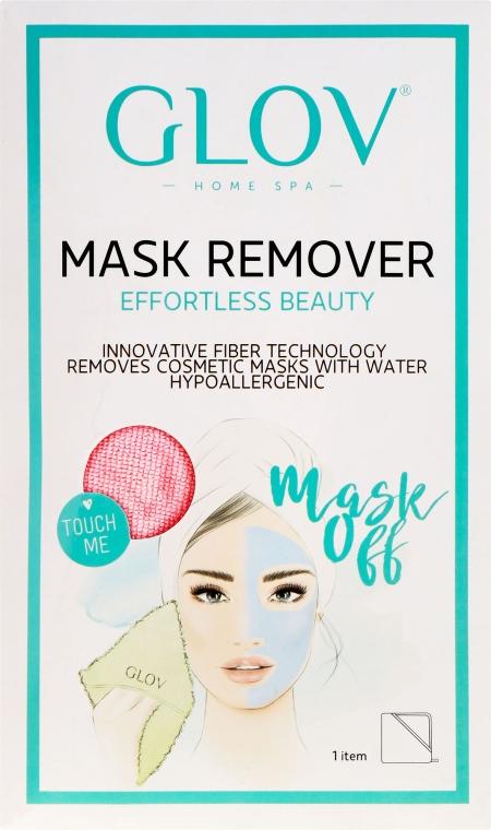 Handschuh zum Abwaschen von Kosmetikmasken - Glov Mask Remover