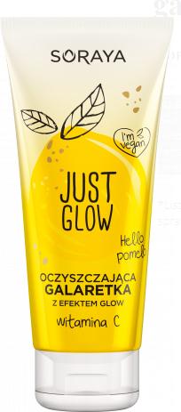 Reinigendes Peelinggel mit Vitamin C - Soraya Just Glow