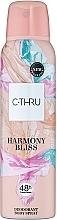 Düfte, Parfümerie und Kosmetik C-Thru Harmony Bliss - Deodorant
