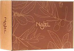 Düfte, Parfümerie und Kosmetik Körperpflegeset - Najel For Him Special Set (Seife 100g + Deodorant 90g + Öl 125ml + Seifenschale 1St.)