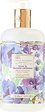 """Düfte, Parfümerie und Kosmetik Flüssige Handseife """"Schöllkraut"""" - Baylis & Harding Royale Bouquet Lilac & English Lavender Hand Wash"""