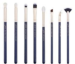Düfte, Parfümerie und Kosmetik Make-up Pinselset T487 8 St. - Jessup