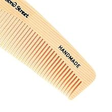 Düfte, Parfümerie und Kosmetik Haarkamm für Männer 12.5 cm Elfenbein - Taylor of Old Bond Street Herenkam Ivoor Grof/ Fijn Small