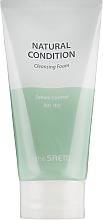 Düfte, Parfümerie und Kosmetik Sebumregulierender Reinigungsschaum - The Saem Natural Condition Cleansing Foam Sebum Controlling