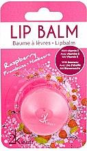 Düfte, Parfümerie und Kosmetik Lippenbalsam mit Himbeeren Geschmack - Cosmetic 2K Lip Balm