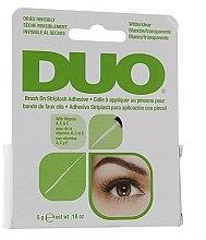 Düfte, Parfümerie und Kosmetik Wimpernkleber mit Vitaminen - Ardell Duo Brush-On Lash Adhesive