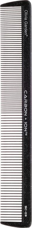 Entwirrbürste - Olivia Garden Carbon + Ion SC-3 — Bild N1