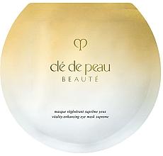 Düfte, Parfümerie und Kosmetik Revitalisierende Augenmaske - Cle De Peau Beaute Vitality-Enhancing Eye Mask Supreme