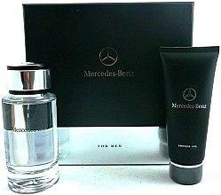 Düfte, Parfümerie und Kosmetik Mercedes-Benz Mercedes-Benz For Men - Duftset (Eau de Toilette 120ml + Duschgel 100ml)