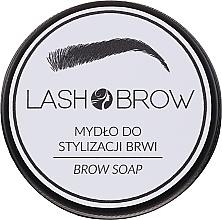 Düfte, Parfümerie und Kosmetik Fixierende Augenbrauenseife - Lash Brow Soap