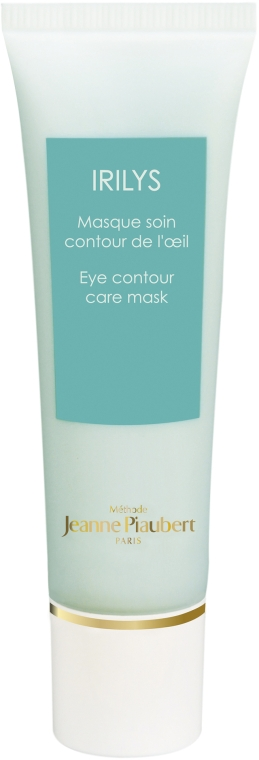 Augenkonturmaske - Methode Jeanne Piaubert Irilys Eye Contour Care Mask — Bild N1