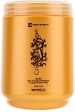 Düfte, Parfümerie und Kosmetik Tief pflegende Haarmaske mit Arganöl und Aloe Vera - Brelil Bio Traitement Cristalli d'Argan Mask Deep Nutrition
