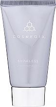 Düfte, Parfümerie und Kosmetik Feuchtigkeitsspendende und seboregulierende Gesichtscreme für fettige und zu Hautunreinheiten neigende Haut - Cosmedix Shineless Oil-Free Moisturizer