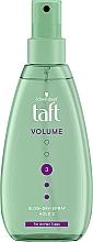 Düfte, Parfümerie und Kosmetik Haarspray mit mittlerer Fixierung - Schwarzkopf Taft Volumen Föhn-Spray