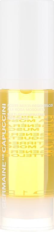 Multi regenerierendes Hagebuttenöl - Germaine de Capuccini Options Universe Multi Regenerating Rose Hip Oil — Bild N2