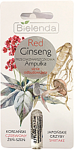 Düfte, Parfümerie und Kosmetik Anti-Falten Gesichtsampulle mit rotem Ginseng - Bielenda Red Ginseng