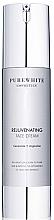 Düfte, Parfümerie und Kosmetik Verjüngende Gesichtscreme mit Ceramiden - Pure White Cosmetics Rejuvenating Face Cream