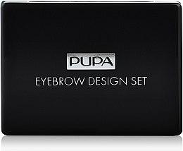 Düfte, Parfümerie und Kosmetik Augenbrauen-Make-up - Pupa Design Eyebrow