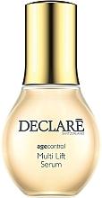 Düfte, Parfümerie und Kosmetik Anti-Aging Kollagenserum für das Gesicht mit Lifting-Effekt - Declare Age Control Multi Lift Serum