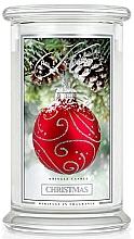 Düfte, Parfümerie und Kosmetik Duftkerze im Glas Christmas - Kringle Candle Christmas