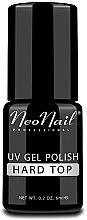 Düfte, Parfümerie und Kosmetik Langanhaltender UV Nagelüberlack - NeoNail Professional Hard Top