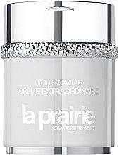 Düfte, Parfümerie und Kosmetik Gesichtscreme für außergewöhnliche Strahlkraft mit weißem Kaviar - La Praire White Caviar Creme Extraordinaire
