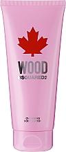 Düfte, Parfümerie und Kosmetik Dsquared2 Wood Pour Femme - Parfümierte Körperlotion