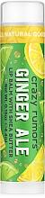 Düfte, Parfümerie und Kosmetik Lippenbalsam Ginger Ale - Crazy Rumors Ginger Ale Lip Balm