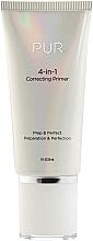 Düfte, Parfümerie und Kosmetik Gesichtsprimer - Pur 4-In-1 Correcting Primer Prep & Perfect
