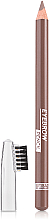 Düfte, Parfümerie und Kosmetik Augenbrauenstift - Luxvisage Eyebrow Pencil