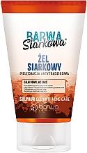 Düfte, Parfümerie und Kosmetik Antibakterielles Gesichtsreinigungsgel mit Schwefel - Barwa Anti-Acne Sulfuric Gel