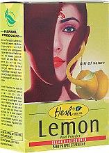 Düfte, Parfümerie und Kosmetik Reinigende Gesichtsmaske - Hesh Lemon Peel Powder