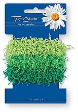 Düfte, Parfümerie und Kosmetik Haargummis grün 3 St. - Top Choice