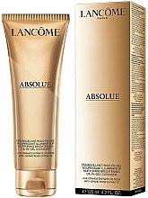 Düfte, Parfümerie und Kosmetik Gesichtsgel - Lancome Absolue Cleansing Oil In Gel